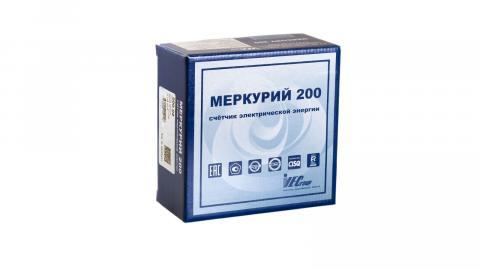 Упаковка Меркурий 200