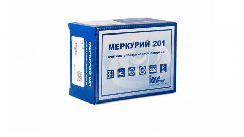 Упаковка Меркурий 201