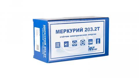 Упаковка Меркурий 203.2Т