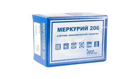 Упаковка Меркурий 206