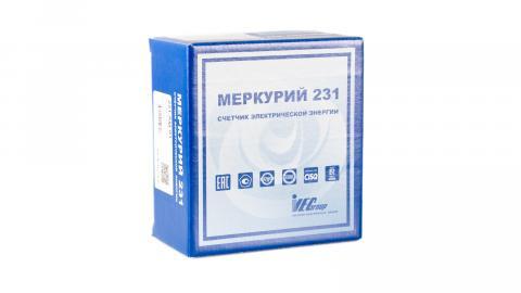 Упаковка Меркурий 231 AM