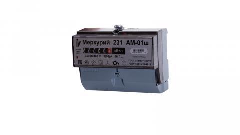 Меркурий 231AMш