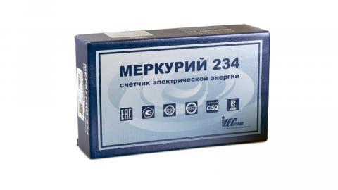 Упаковка Меркурий 234ARTM
